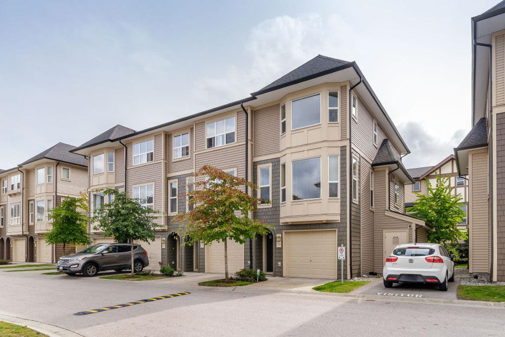 """Main Photo: 138 7938 209 Street in Langley: Willoughby Heights Townhouse for sale in """"RED MAPLE PARK"""" : MLS®# R2405970"""