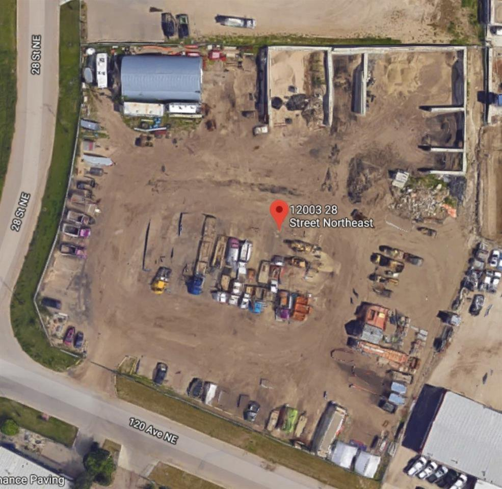 Main Photo: 12003 28 Street in Edmonton: Zone 43 Land Commercial for sale : MLS®# E4180333