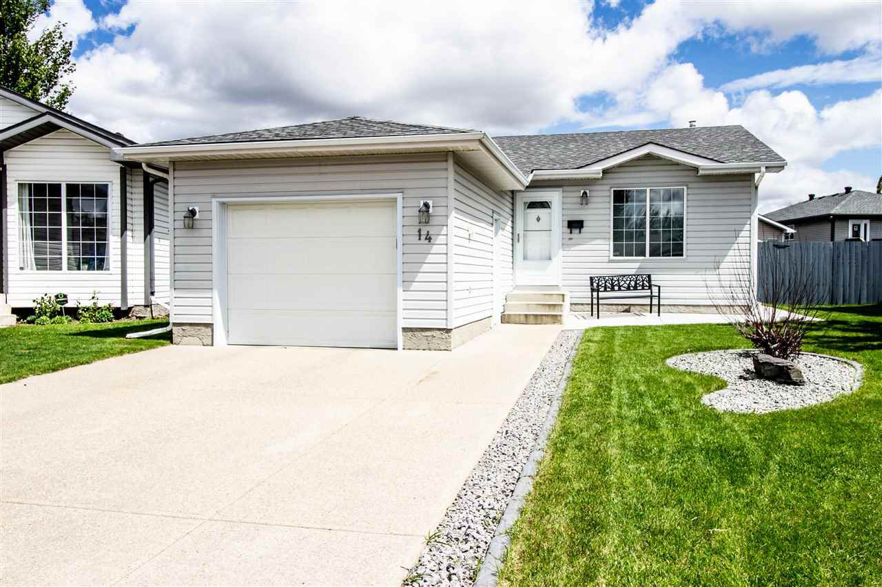 Main Photo: 14 BRIDGEVIEW Drive: Fort Saskatchewan House for sale : MLS®# E4198645