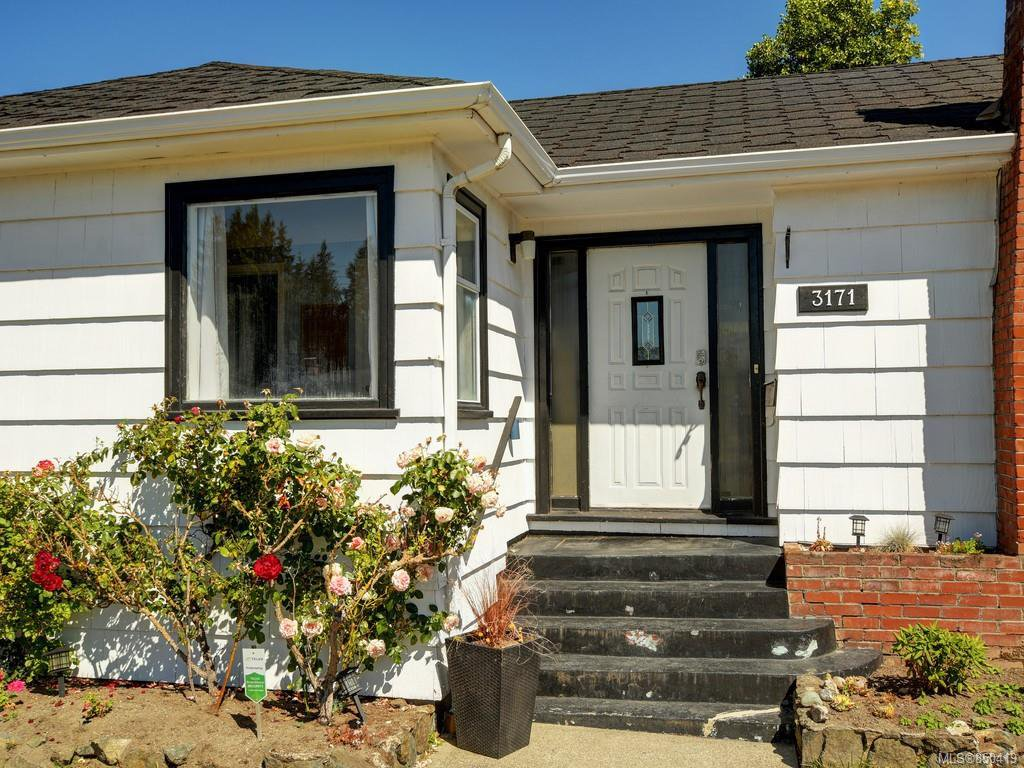Main Photo: 3171 Carman St in : SE Camosun House for sale (Saanich East)  : MLS®# 850419