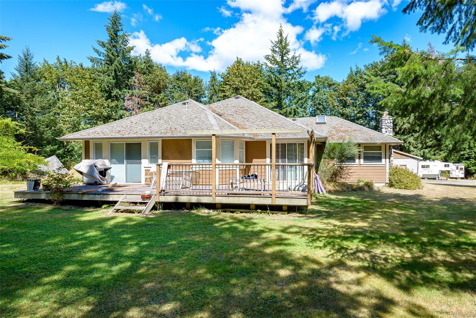 Main Photo: 367 Hatton Rd in : CV Courtenay South Single Family Detached for sale (Comox Valley)  : MLS®# 854495