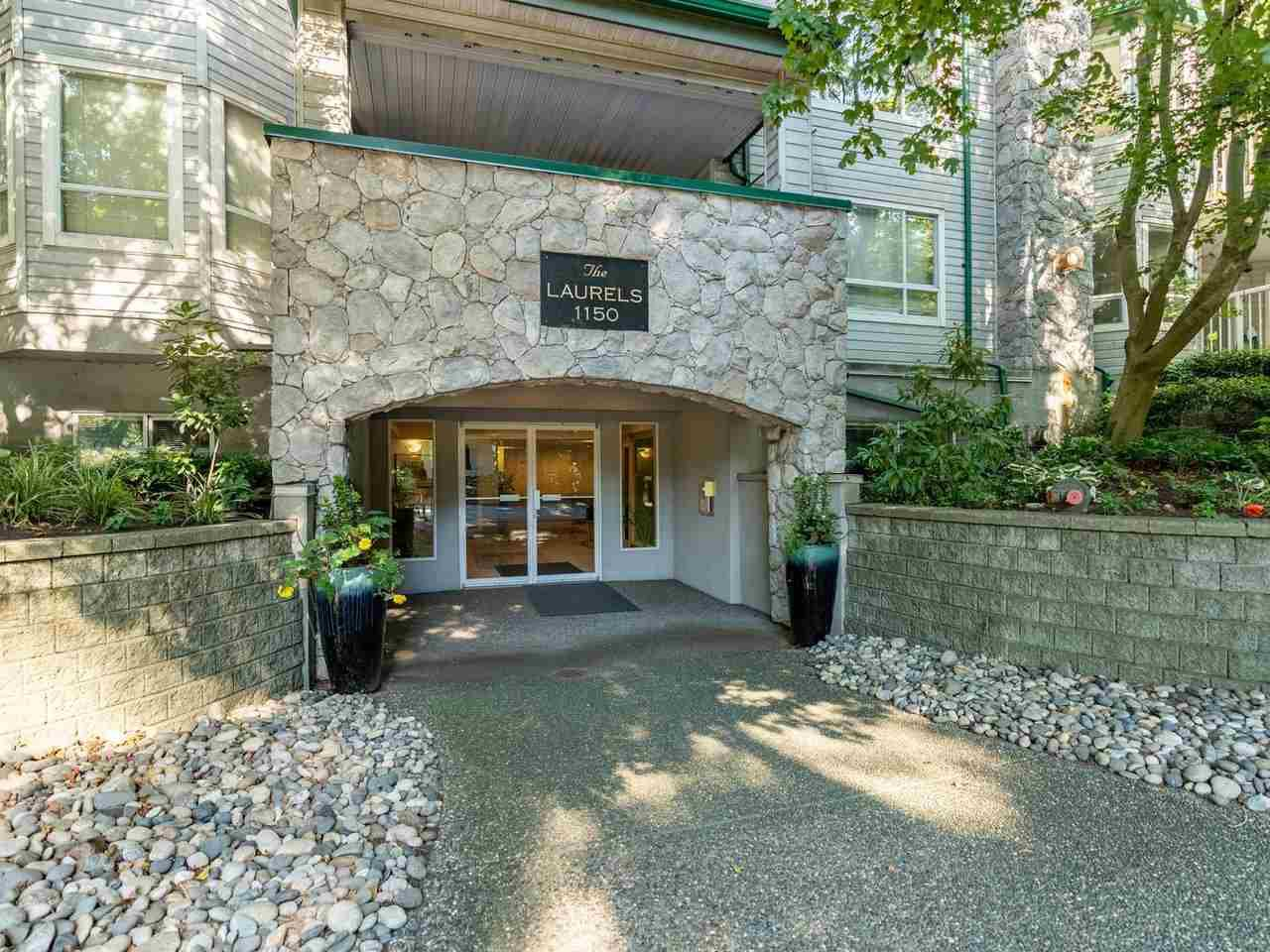 "Main Photo: 305 1150 LYNN VALLEY Road in North Vancouver: Lynn Valley Condo for sale in ""The Laurels"" : MLS®# R2496029"
