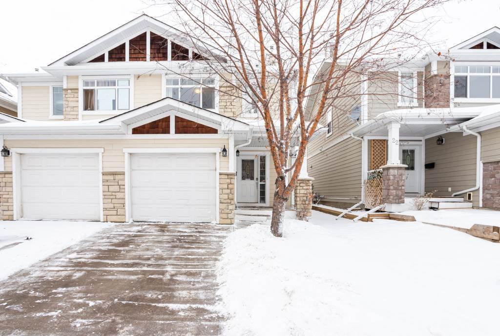 Main Photo: 23 6410 134 Avenue in Edmonton: Zone 02 House Half Duplex for sale : MLS®# E4225135