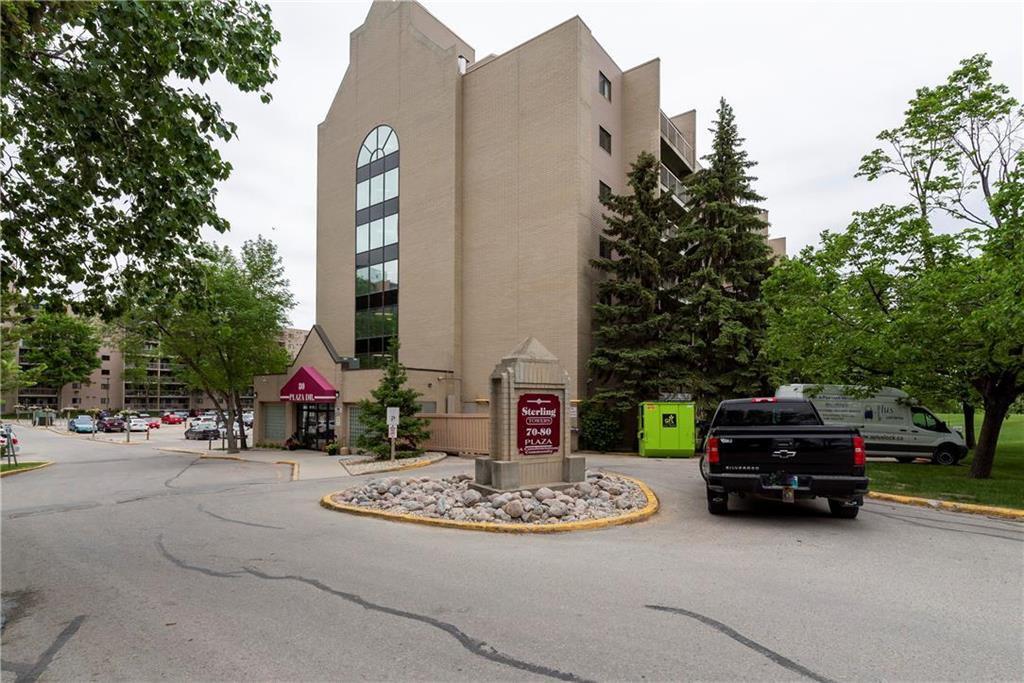 Main Photo: 2214 80 Plaza Drive in Winnipeg: Fort Garry Condominium for sale (1J)  : MLS®# 202006583