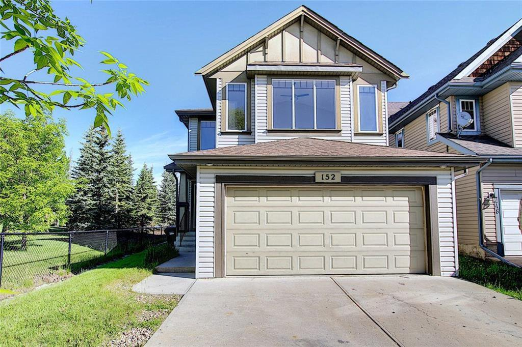 Main Photo: 152 COPPERFIELD GR SE in Calgary: Copperfield Detached for sale : MLS®# C4297593