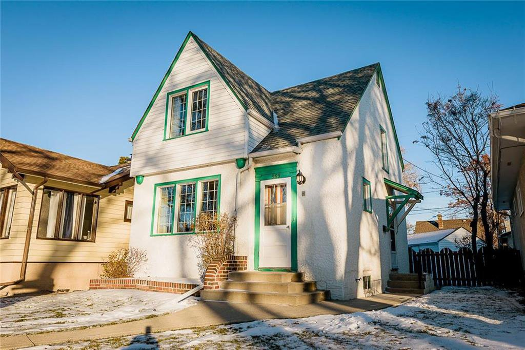 Main Photo: 969 Dominion Street in Winnipeg: West End Residential for sale (5C)  : MLS®# 1930929