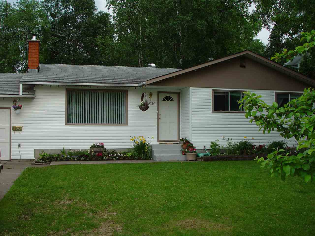Main Photo: 5830 OXFORD Drive in Prince George: Lower College House for sale (PG City South (Zone 74))  : MLS®# R2428617