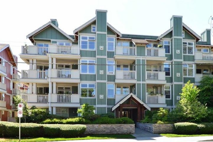 "Main Photo: 210 15350 16A Avenue in Surrey: King George Corridor Condo for sale in ""Ocean Bay Villas"" (South Surrey White Rock)  : MLS®# R2447871"