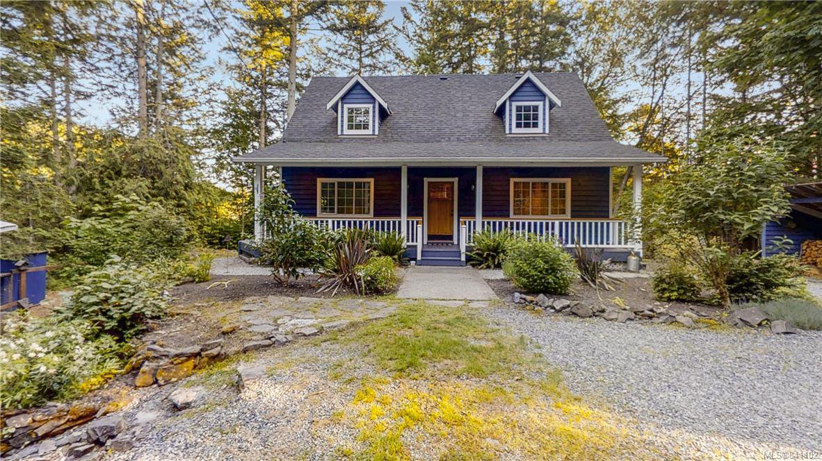 Main Photo: 1409 Hillgrove Rd in North Saanich: NS Lands End Single Family Detached for sale : MLS®# 841102