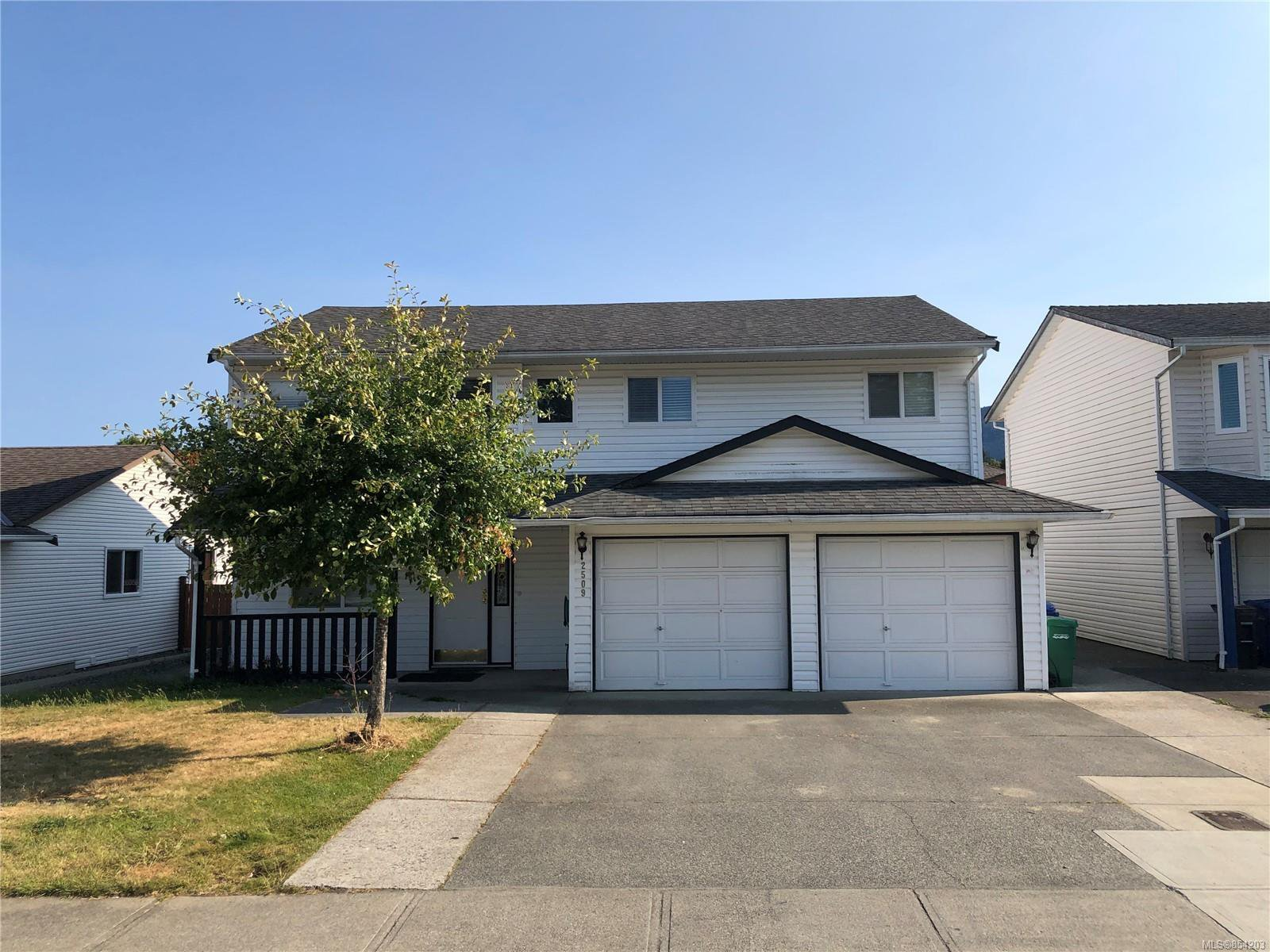 Main Photo: 2509 Nadely Cres in : Na Diver Lake Single Family Detached for sale (Nanaimo)  : MLS®# 854203