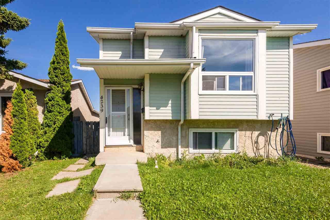 Main Photo: 4239 38 Street W in Edmonton: Zone 29 House for sale : MLS®# E4212129