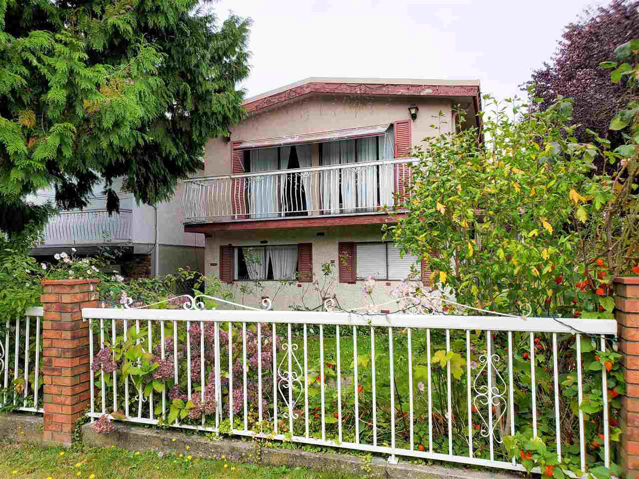 Main Photo: 4585 PRINCE ALBERT Street in Vancouver: Fraser VE House for sale (Vancouver East)  : MLS®# R2503213
