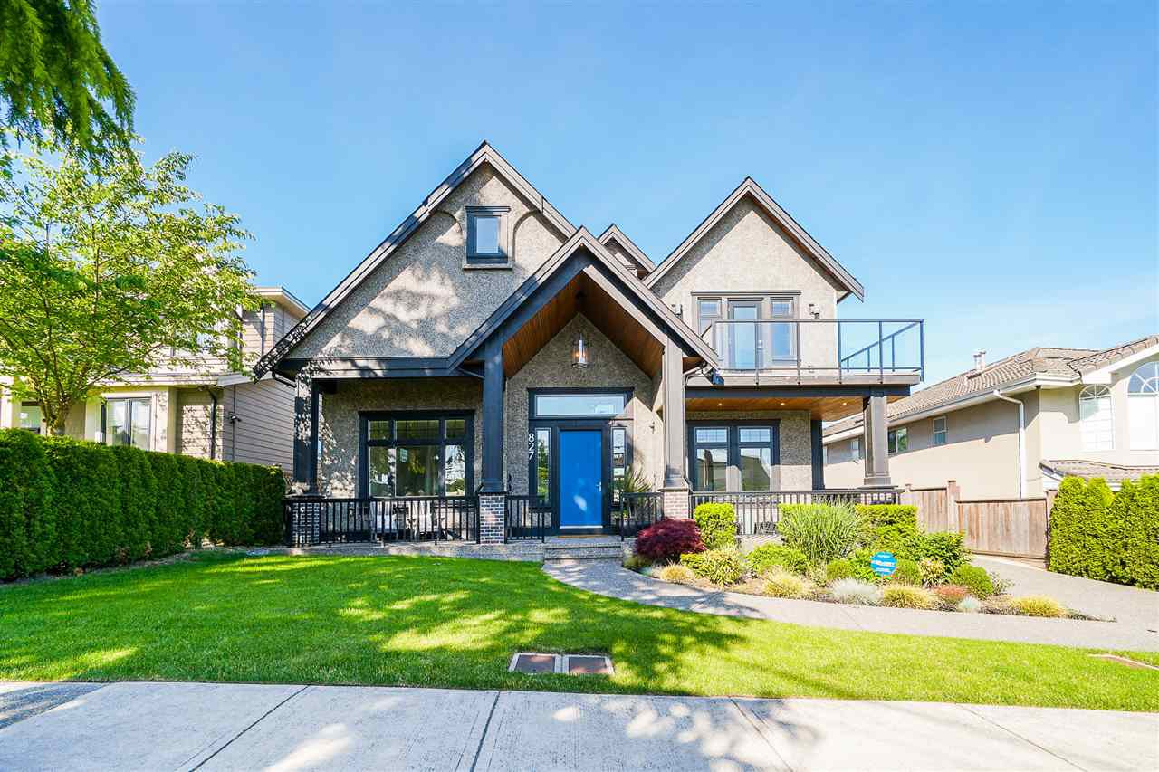 """Main Photo: 827 FOURTEENTH Street in New Westminster: West End NW House for sale in """"West End"""" : MLS®# R2459576"""