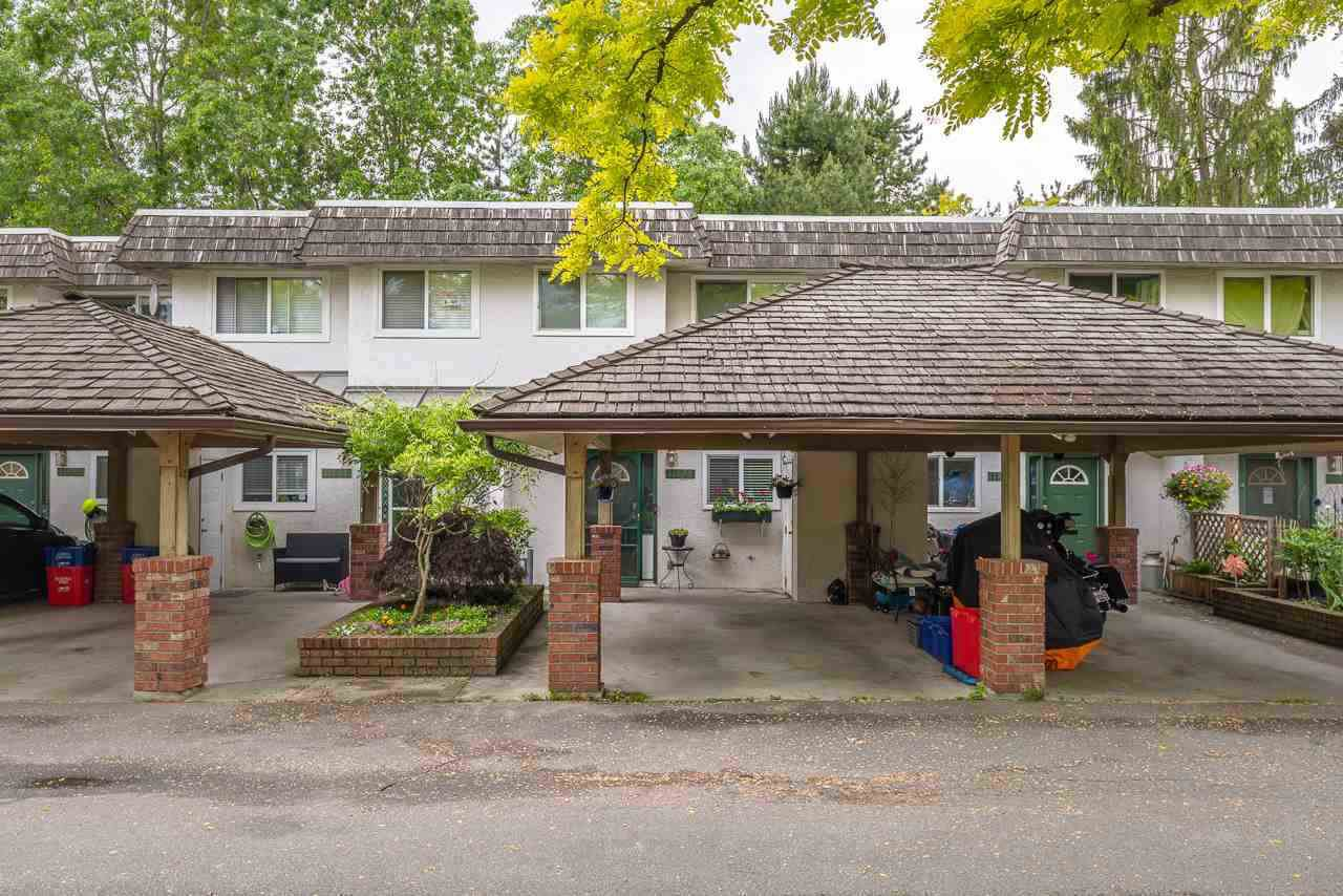 Main Photo: 11699 FULTON Street in Maple Ridge: East Central Townhouse for sale : MLS®# R2520657