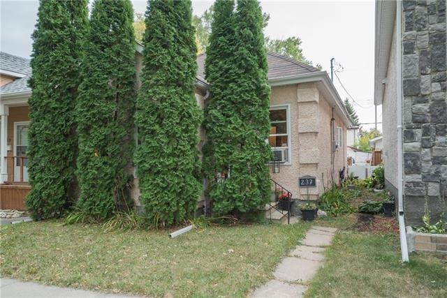 Main Photo: 237 Marjorie Street in Winnipeg: St James Residential for sale (5E)  : MLS®# 1922510