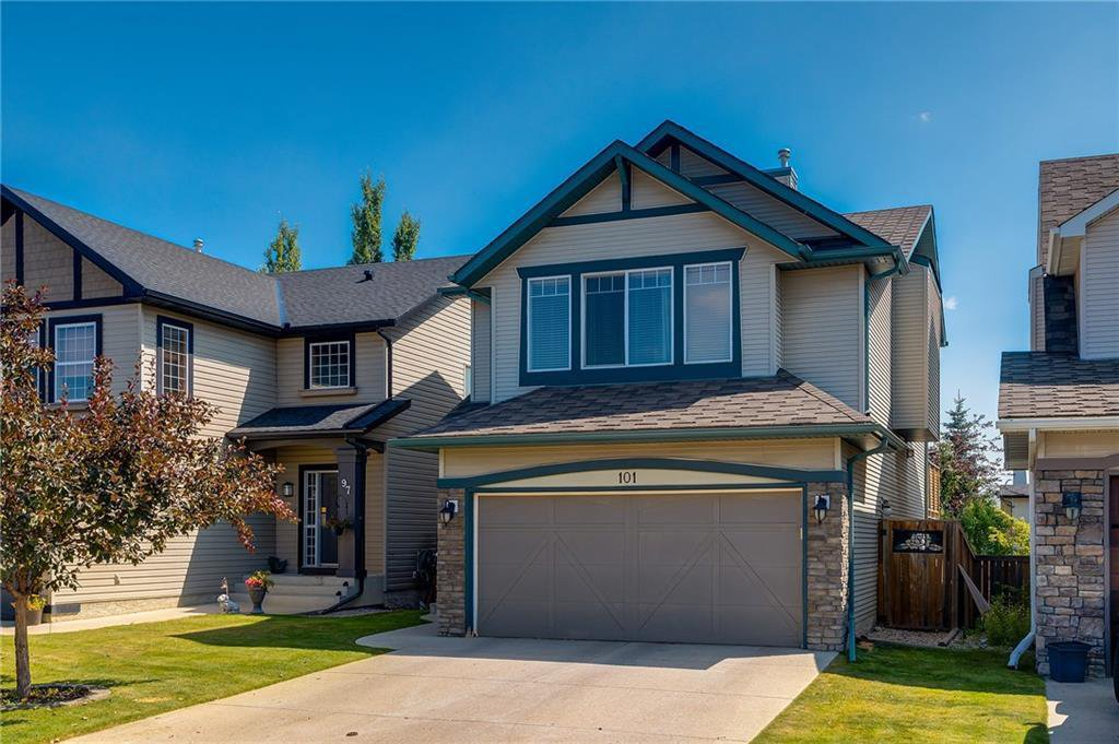 Main Photo: 101 NEW BRIGHTON Circle SE in Calgary: New Brighton Detached for sale : MLS®# C4264678
