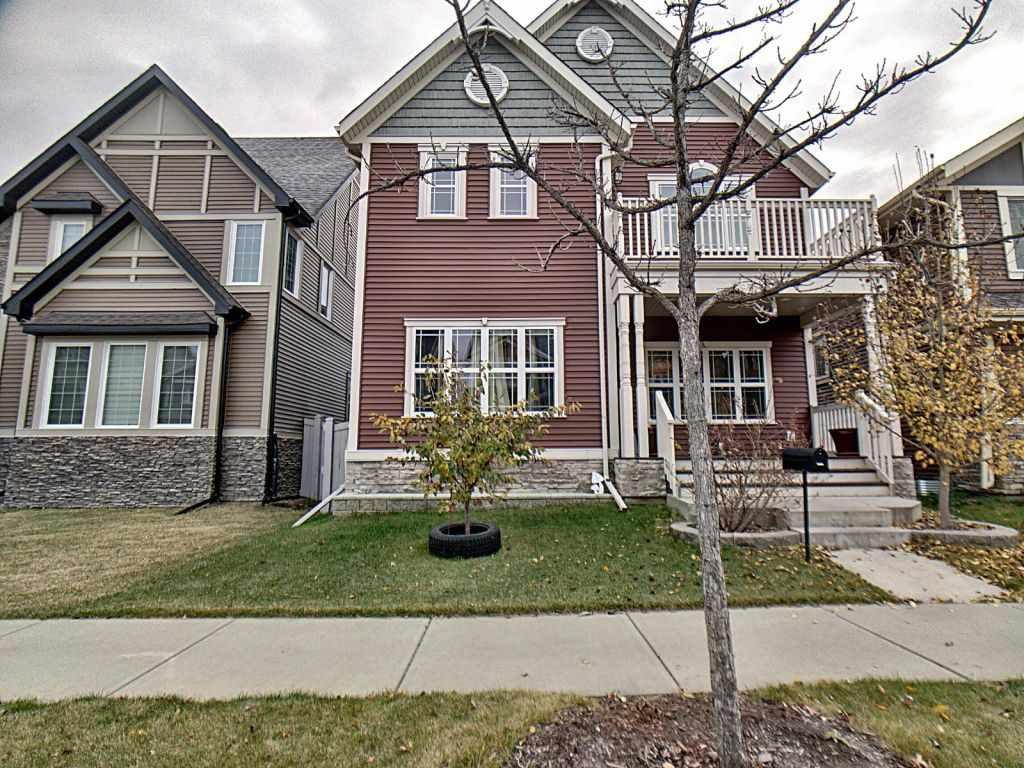 Main Photo: 5523 Conestoga Street in Edmonton: Zone 27 House for sale : MLS®# E4178338