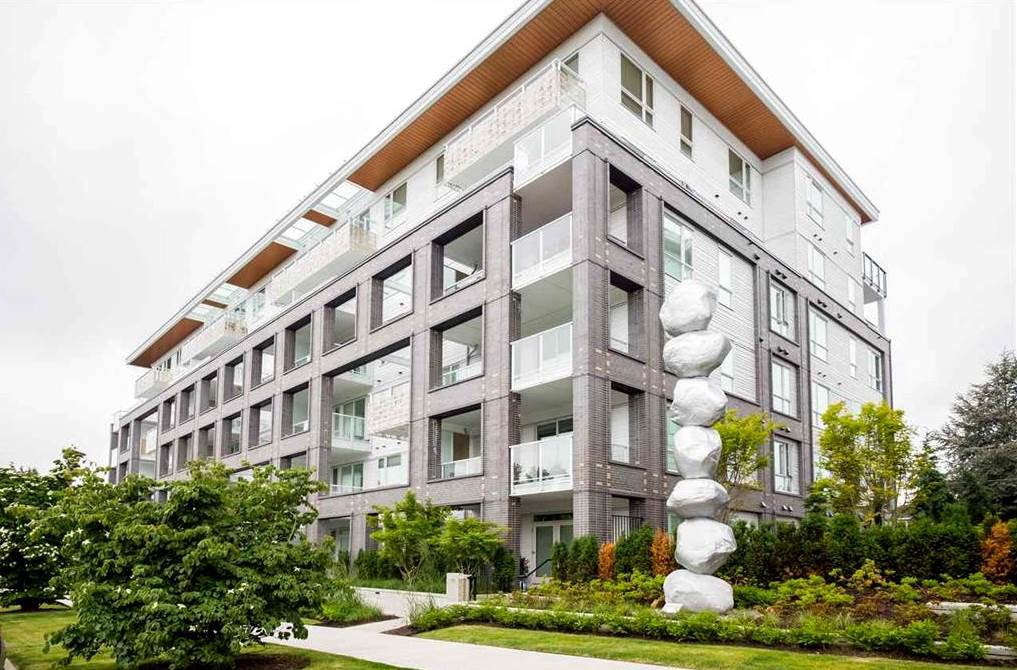 Main Photo: 507 6677 CAMBIE STREET in : South Cambie Condo for sale : MLS®# R2432999