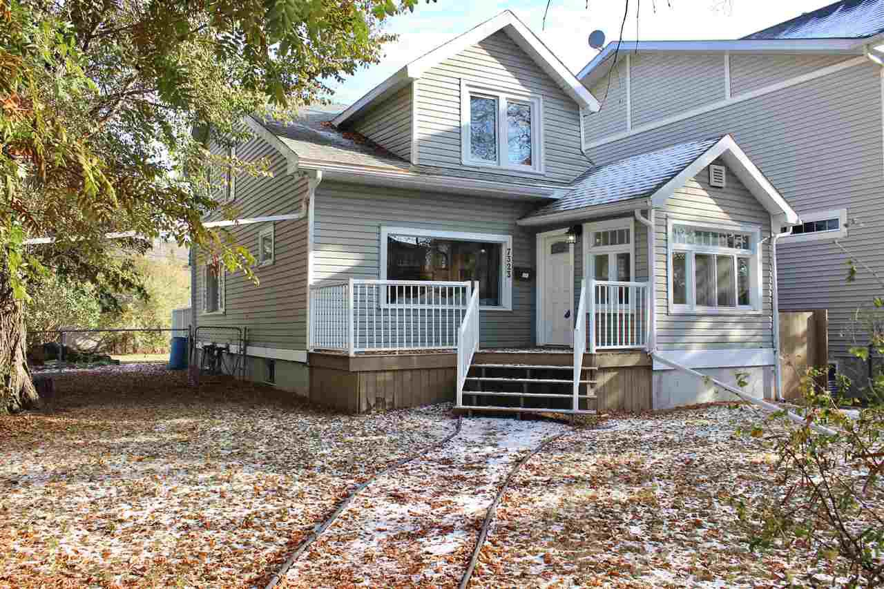 Main Photo: 7323 105A Street in Edmonton: Zone 15 House for sale : MLS®# E4218262