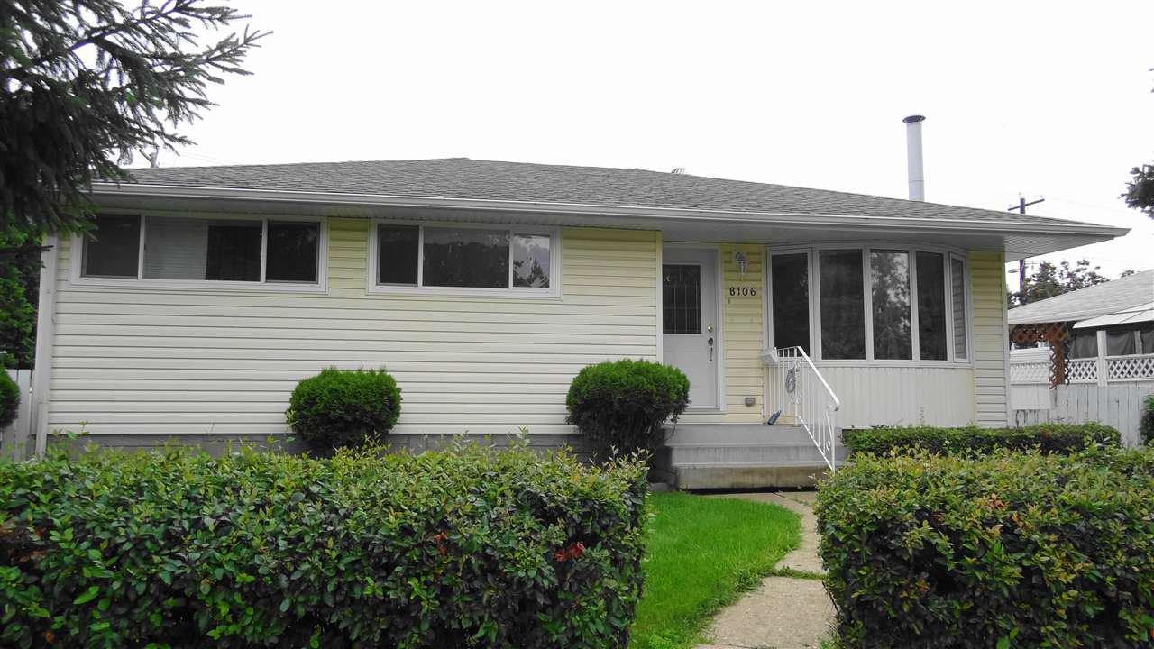 Main Photo: 8106 156 Street in Edmonton: Zone 22 House for sale : MLS®# E4169836