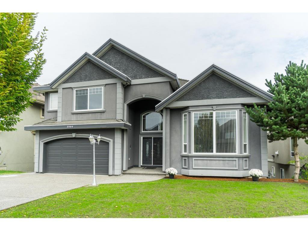 Main Photo: 3880 BRIGHTON Place in Abbotsford: Abbotsford West House for sale : MLS®# R2409334