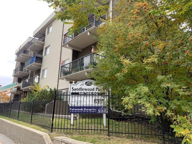 Main Photo: 203 6504 129 Avenue in Edmonton: Zone 02 Condo for sale : MLS®# E4177147
