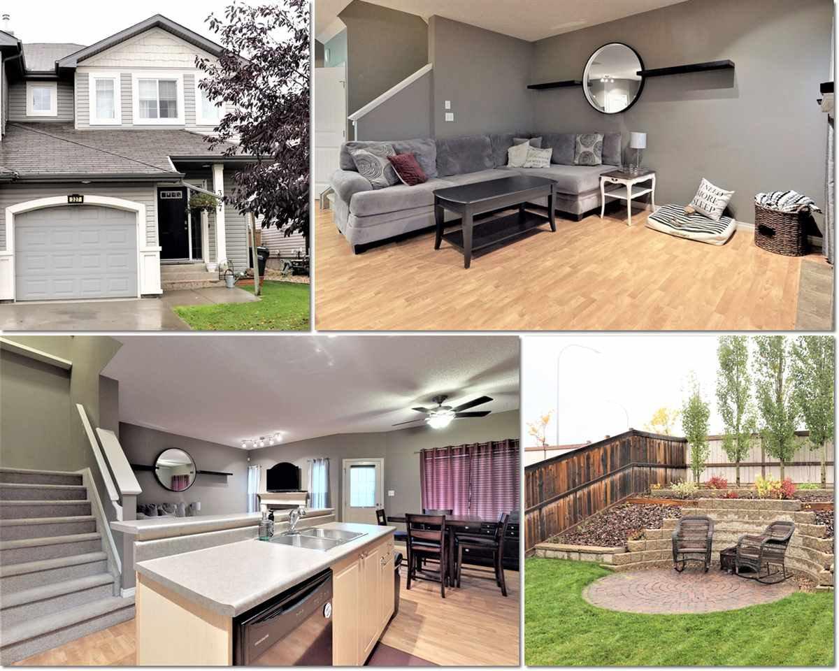 Main Photo: 327 Summerton Crescent: Sherwood Park House Half Duplex for sale : MLS®# E4179884