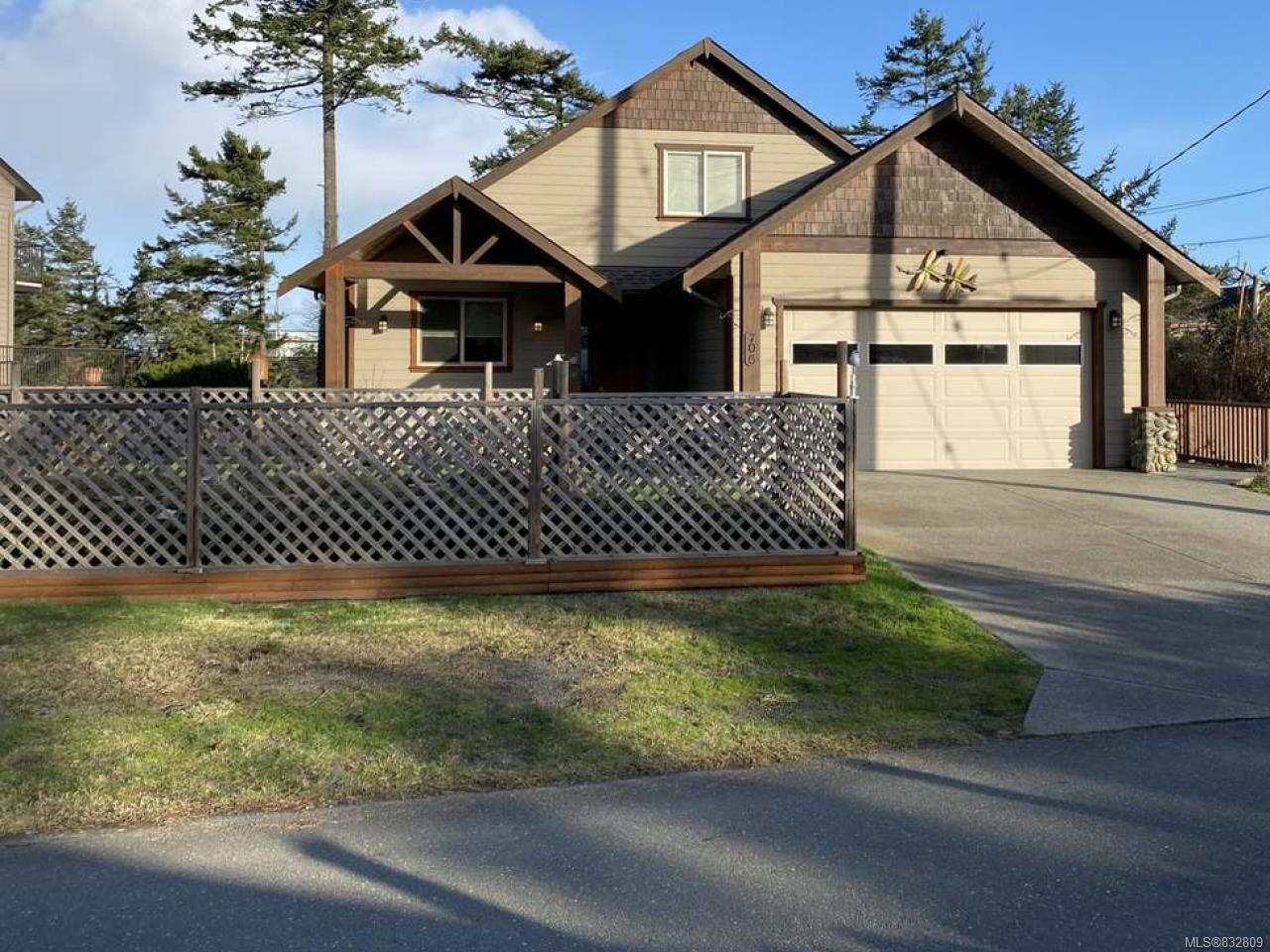Main Photo: 706 Alvord Cres in COMOX: CV Comox Peninsula House for sale (Comox Valley)  : MLS®# 832809