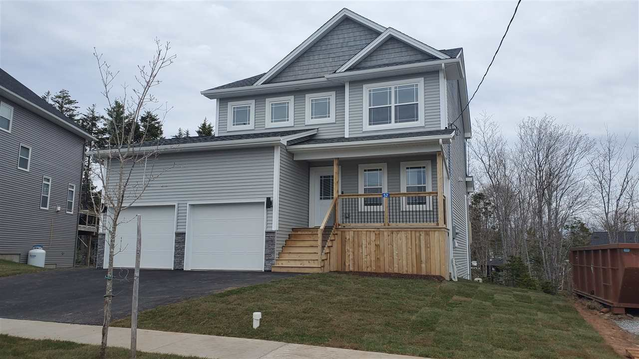 Main Photo: Lot 64 52 Marigold Drive in Middle Sackville: 26-Beaverbank, Upper Sackville Residential for sale (Halifax-Dartmouth)  : MLS®# 202006927