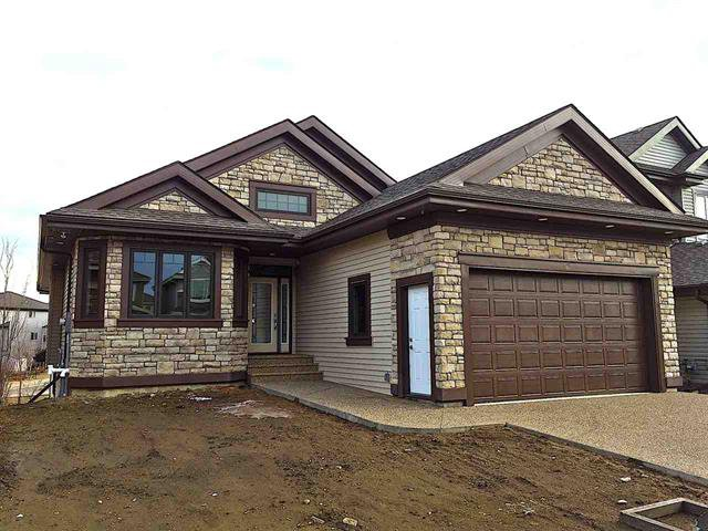 Main Photo: 890 Hodgins RD NW in Edmonton: Zone 58 House for sale : MLS®# E4183924