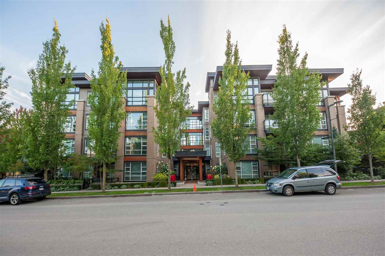 Main Photo: 109 3479 WESBROOK Mall in Vancouver: University VW Condo for sale (Vancouver West)  : MLS®# R2491334