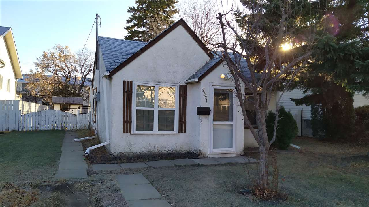 Main Photo: 9931 157 Street in Edmonton: Zone 22 House for sale : MLS®# E4219339