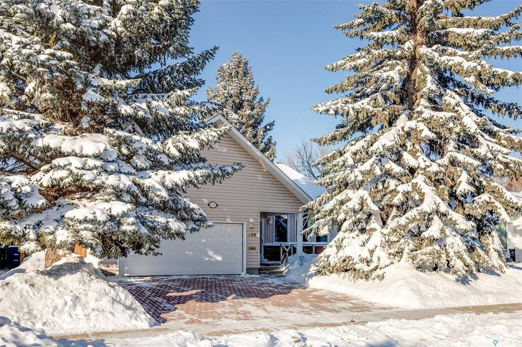 Main Photo: 438 David Knight Lane in Saskatoon: Silverwood Heights Residential for sale : MLS®# SK833717