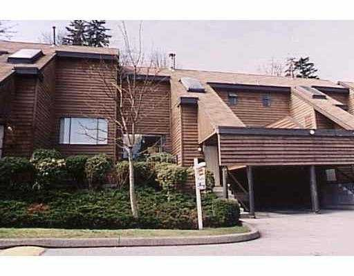 """Main Photo: 429 CARDIFF WY in Port Moody: College Park PM Townhouse for sale in """"EAST HILL"""" : MLS®# V569582"""