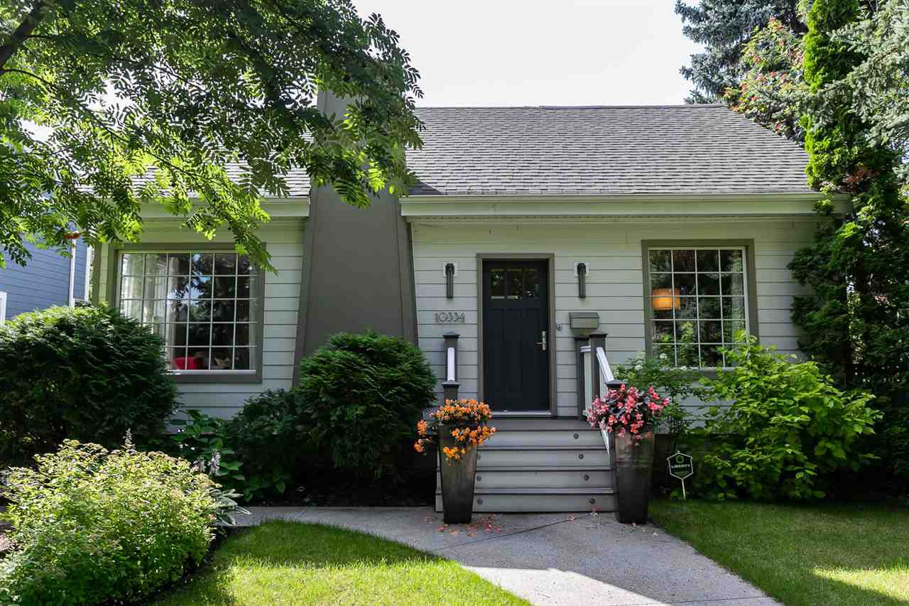Main Photo: 10334 137 Street in Edmonton: Zone 11 House for sale : MLS®# E4178446