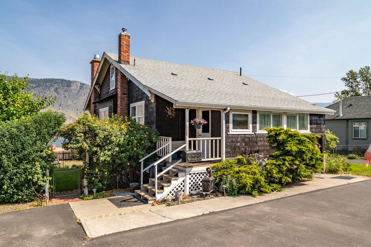 Main Photo: 6729 W Savona Access Road: Savona House for sale (Kamloops)  : MLS®# 155323