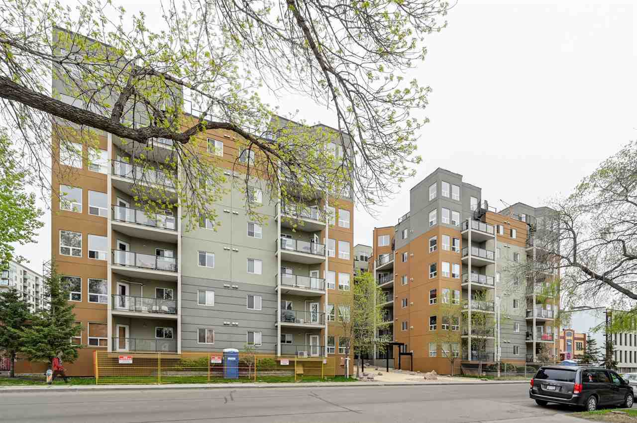 Main Photo: 601 10235 112 Street in Edmonton: Zone 12 Condo for sale : MLS®# E4198064