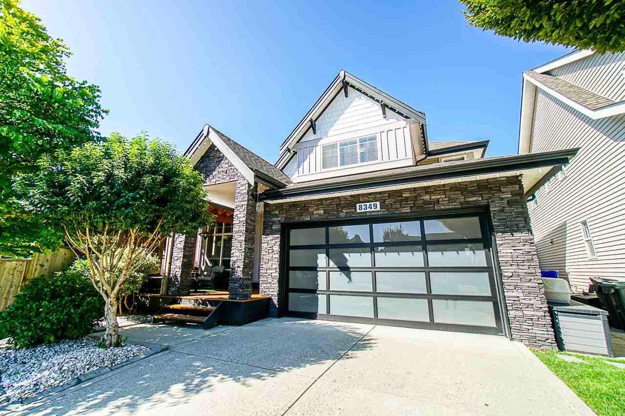 """Main Photo: 8349 209 Street in Langley: Willoughby Heights House for sale in """"Yorkson Creek"""" : MLS®# R2492253"""