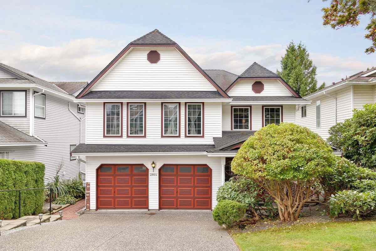 "Main Photo: 2864 BANBURY Avenue in Coquitlam: Scott Creek House for sale in ""SCOTT CREEK"" : MLS®# R2503902"