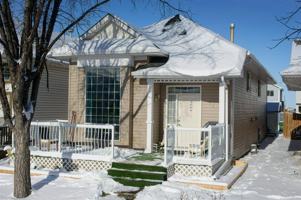 Main Photo: 74 Martinridge Crescent NE in Calgary: Martindale Detached for sale : MLS®# A1049043