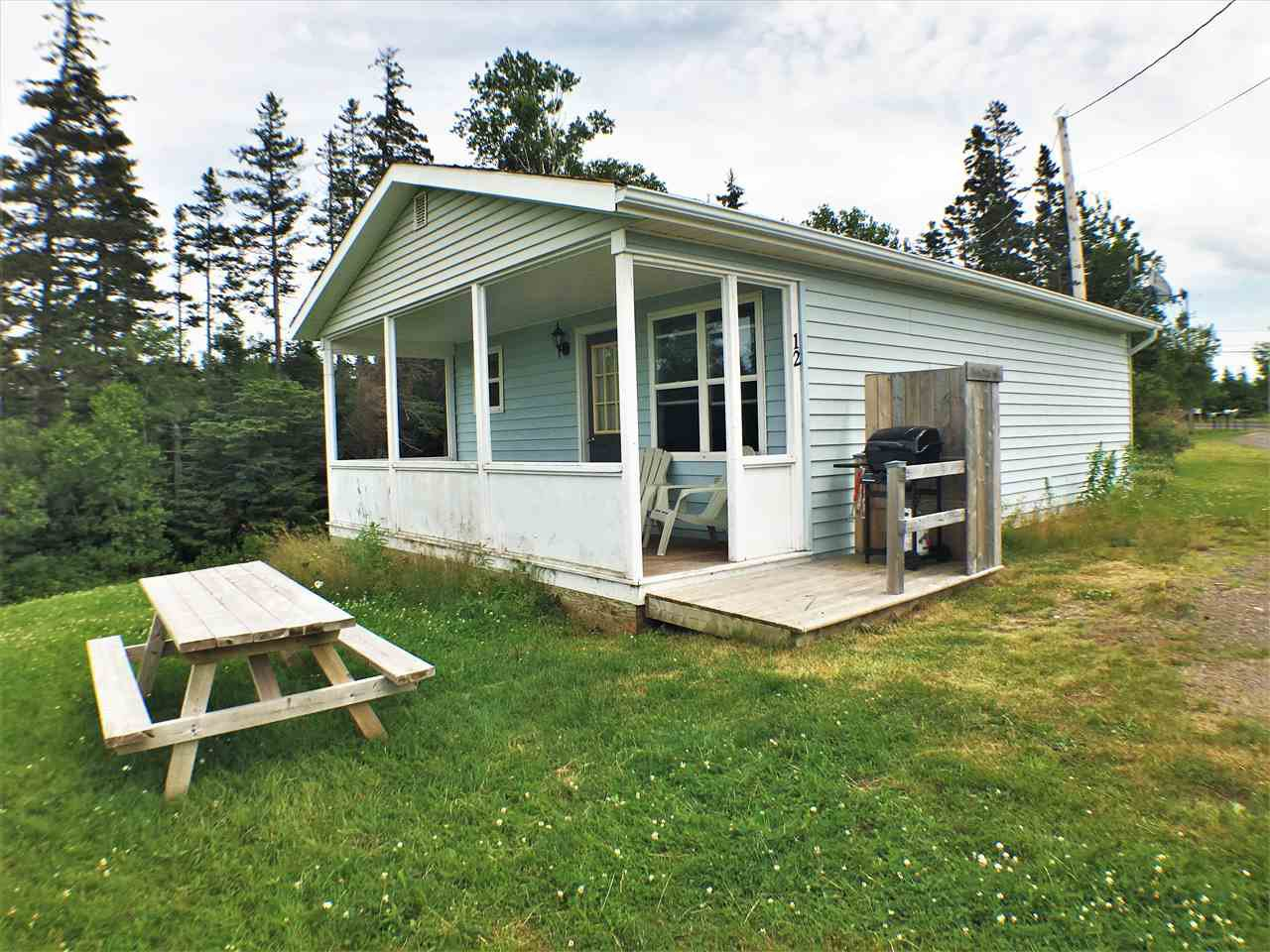 Main Photo: 12 Island View Crescent in Caribou River: 108-Rural Pictou County Residential for sale (Northern Region)  : MLS®# 201917829