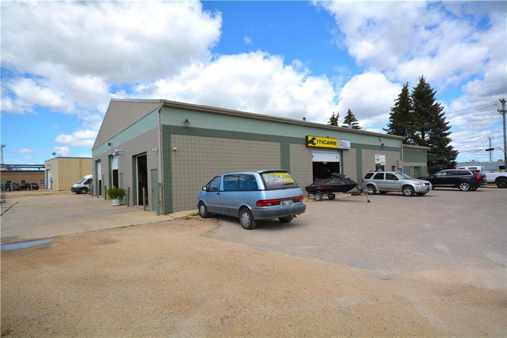 Main Photo: 592 Dobbie Avenue in Winnipeg: Industrial / Commercial / Investment for sale (3D)  : MLS®# 1924319