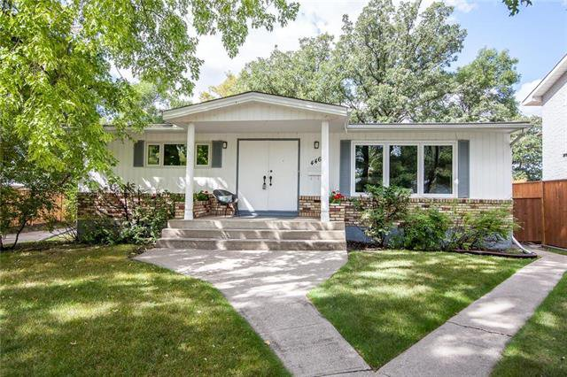 Main Photo: 446 Thompson Drive in Winnipeg: Grace Hospital Residential for sale (5F)  : MLS®# 1923598