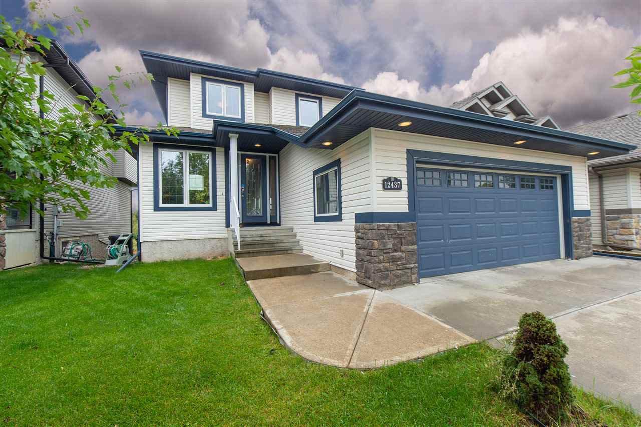 Main Photo: 12437 18A Avenue in Edmonton: Zone 55 House for sale : MLS®# E4173499