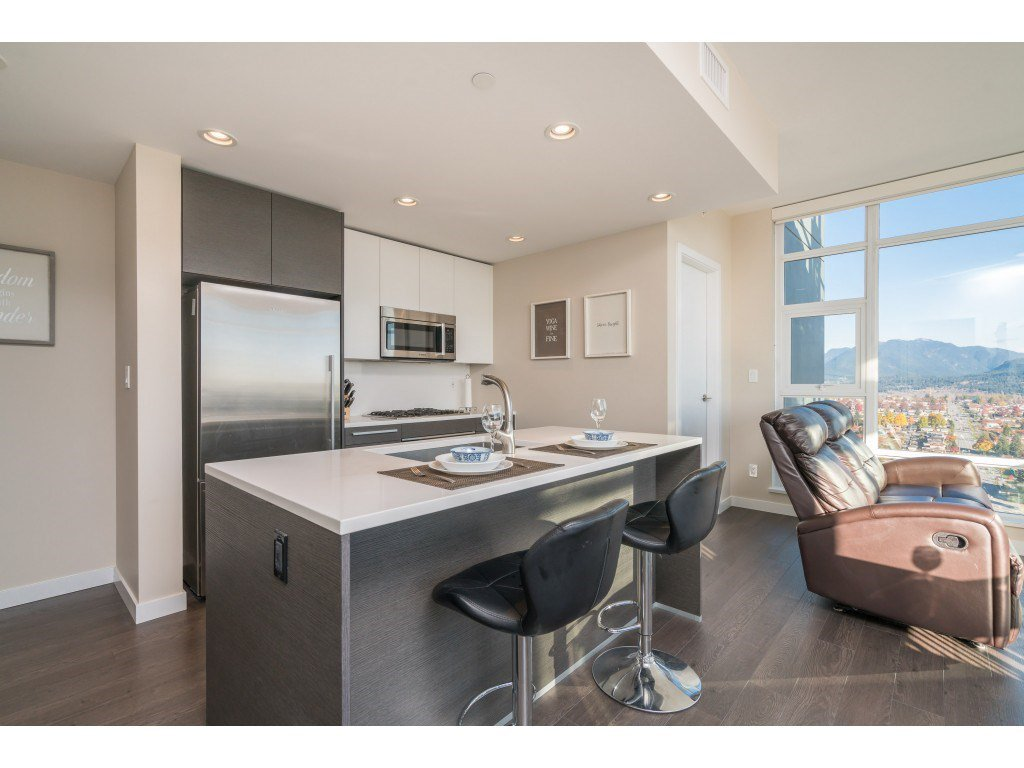 """Main Photo: 2806 4485 SKYLINE Drive in Burnaby: Brentwood Park Condo for sale in """"ALTUS - Solo"""" (Burnaby North)  : MLS®# R2416495"""
