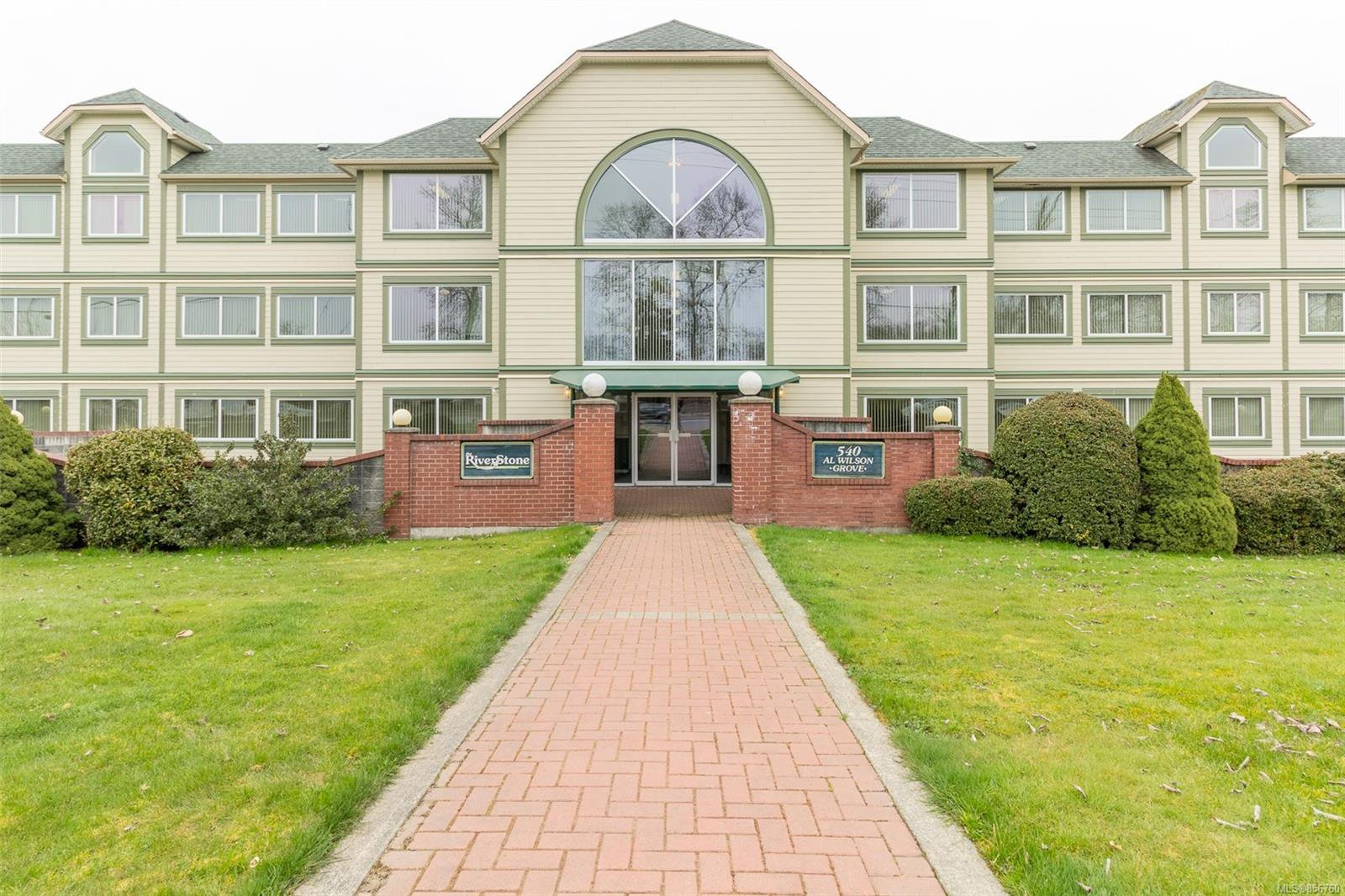 Main Photo: 205A 540 Al Wilson Grove in : Du East Duncan Condo for sale (Duncan)  : MLS®# 856760