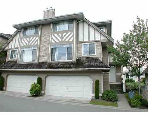 Main Photo: 41 2615 FORTRESS DR in Port_Coquitlam: Citadel PQ Townhouse for sale (Port Coquitlam)  : MLS®# V247095