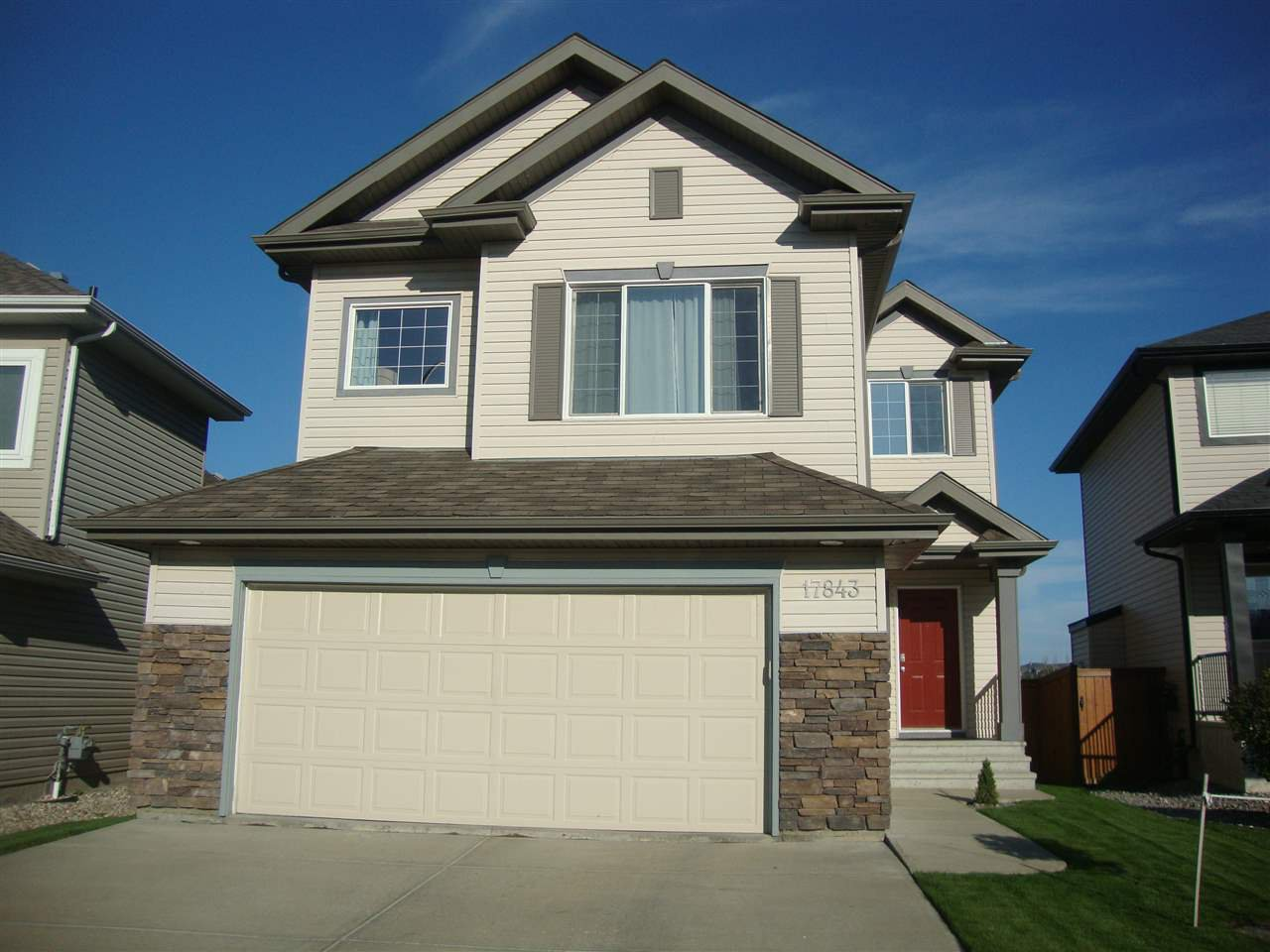 Photo 1: Photos: 17843 84 Street in Edmonton: Zone 28 House for sale : MLS®# E4166906