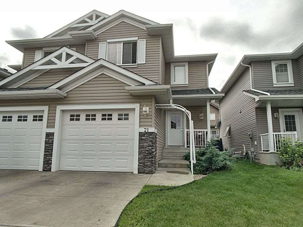 Main Photo: 21 5101 Soleil Boulevard: Beaumont House Half Duplex for sale : MLS®# E4169503