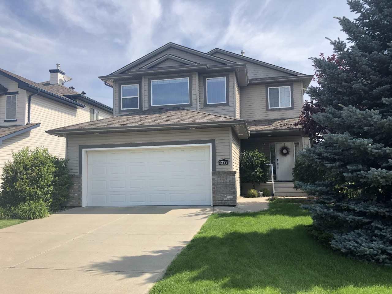 Main Photo: 1377 Breckenridge Drive in Edmonton: Zone 58 House for sale : MLS®# E4170182
